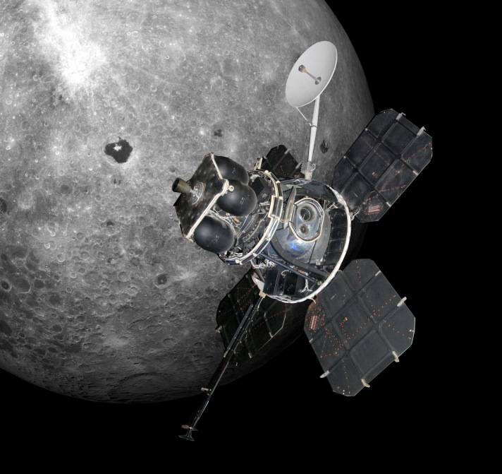 Lunar Orbiter- NASA NSSDCA
